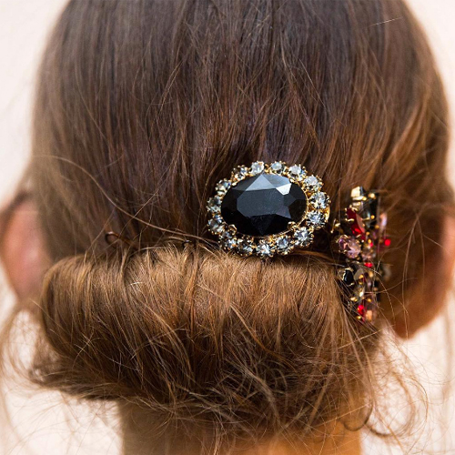 Erden embellished hair