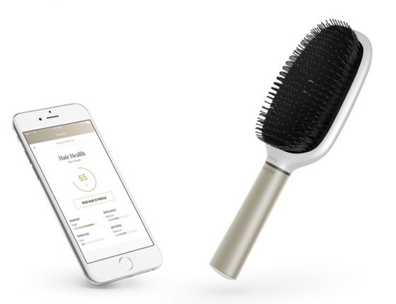 The first 'smart' hairbrush is coming. But do we need it?