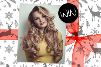 "Give your hair extra oomph with a Remi Cachet 16"" Clip in Extension Set, worth £109.99"