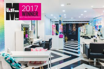 What's it like inside the award-winning Not Another Salon?