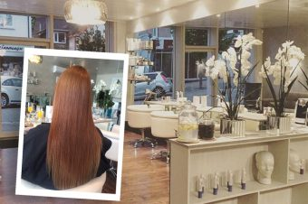 SALON REVIEW: Sandy Wood Salon, Essex