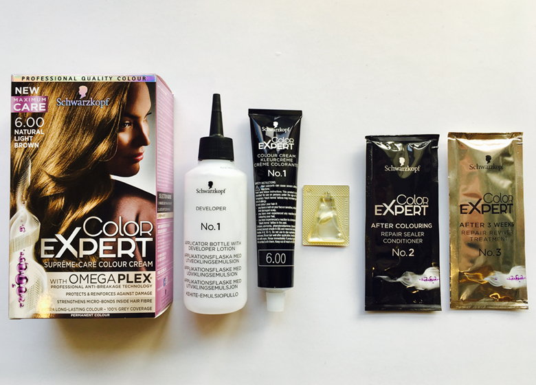 Schwarzkopf Color Expert with Omegaplex