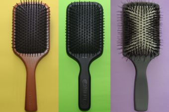 5 reasons a paddle brush is your BBF*