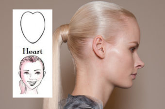 How to choose the best hair style for your face shape