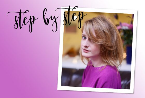 How to do a faux bob