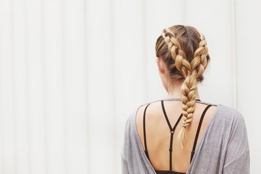The 3 hairstyles you need to know before your next at-home workout