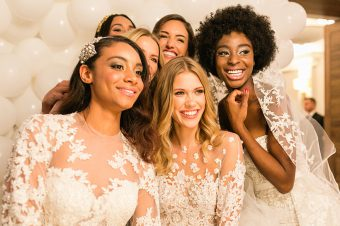 Budding Bridezilla? Calm down – here's your wedding hair countdown