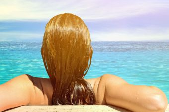 Five- star holiday, now one-star strands? Check into our Holiday Hair Rehab