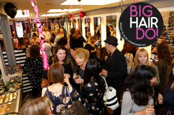 See the action from the Big Hair Do 2017