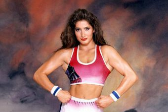 My Hair Crush: Jet from 'Gladiators'