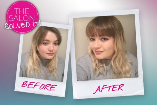 The Salon Solved It – fix the damage without losing length
