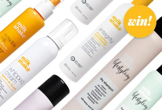 Win this nutritious and delicious £136 hamper of healthy hair treats