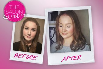 The Salon Solved it – lighter in a lunch hour?