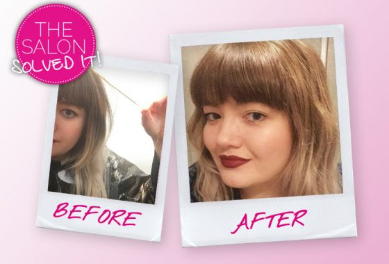 The Salon Solved It – A cut for broken hair