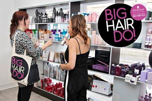 Salons style the nation – our #BigHairDoSKP highlights