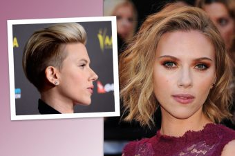 My Hair Crush: Scarlett Johannson