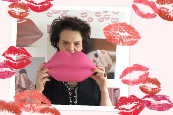 Pucker up with Lulu!