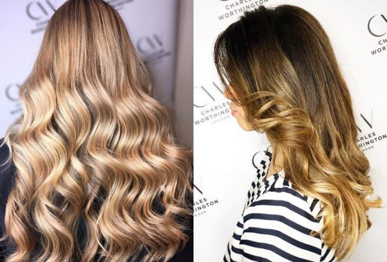 It's the blonde battle of the century – highlights vs balayage