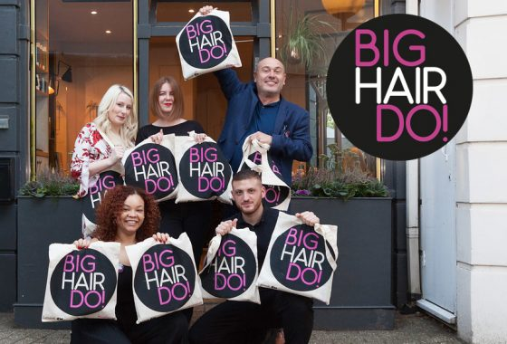 Did you do the 'do at the Big Hair Do 2018?