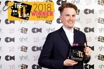 In the know – meet The It List It Guy of 2018!