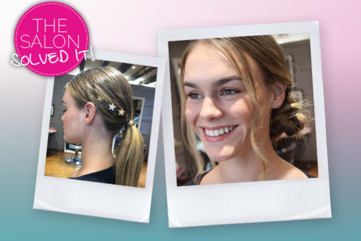 The Salon Solved It… Foolproof Styles for the Festive Season