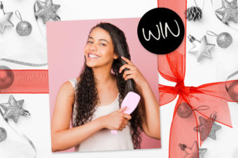 Fabulous hair is just a brushstroke away with a giant goodie bag from Tangle Teezer, worth £115.50