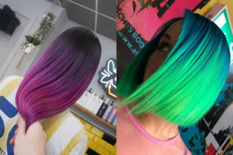 How to do crazy colours… but *classy*