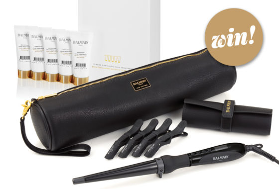 Give your hair the luxury treatment with a selection of Balmain Paris Hair Couture haircare, worth £159