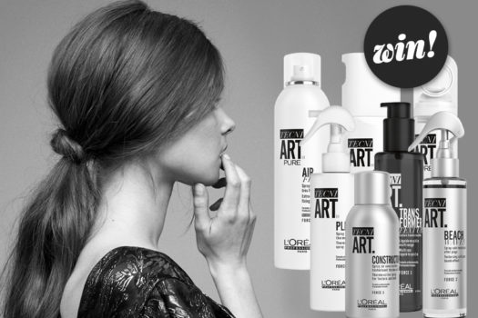 Take your style to the next level with a TECNI.ART bundle from L'Oréal Professionnel, worth £106