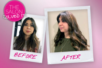 The Salon Solved It: Dyeing Dark Hair