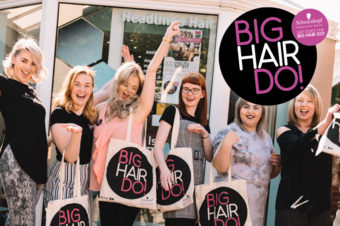Fun, fizz and fabulous hair! Find out what went down at Layered's Big Hair Do 2019