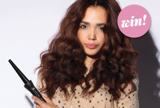 Take curls to the next level with the new Cloud Nine Micro Wand, worth £109