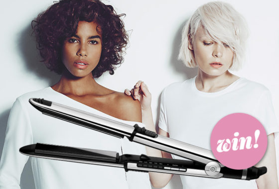 Say hello to sleek and shiny tresses with the new BaByliss PRO Prima 3000, worth £120