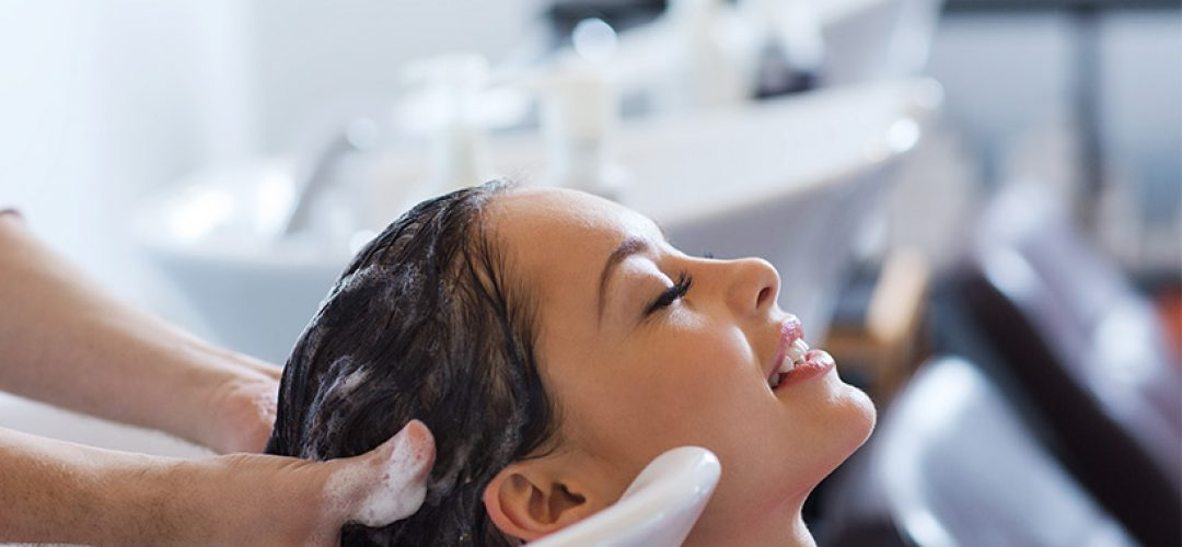 Scalp facials are officially a thing now