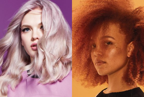 Hair colour trends for A/W19