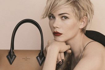 My hair crush: Michelle Williams