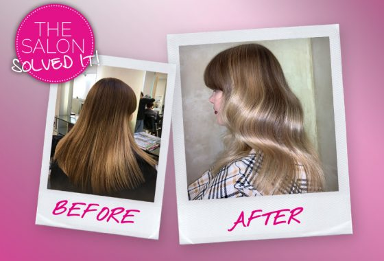 The Salon Solved It – a gentle blonde