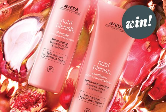 Revive tired tresses with Nutriplenish haircare from Aveda, worth £162