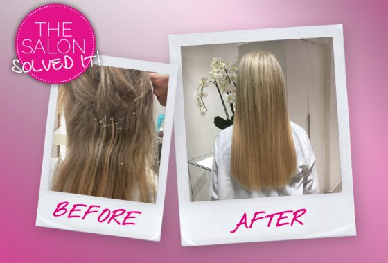 The Salon Solved It – the right extensions for the job