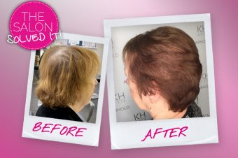 The Salon Solved It – help my hair recover after chemo