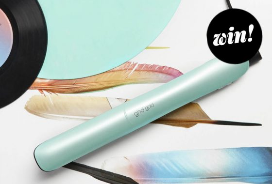 Move your feet, keep upbeat with a new ghd gold styler, worth £149