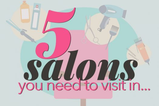 Five salons you need to visit in… Manchester
