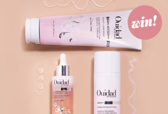Show your curls you care with these Ouidad haircare heroes worth £114