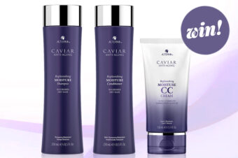 Like the finer things in life? Win the ALTERNA Caviar Replenishing range, worth £101!