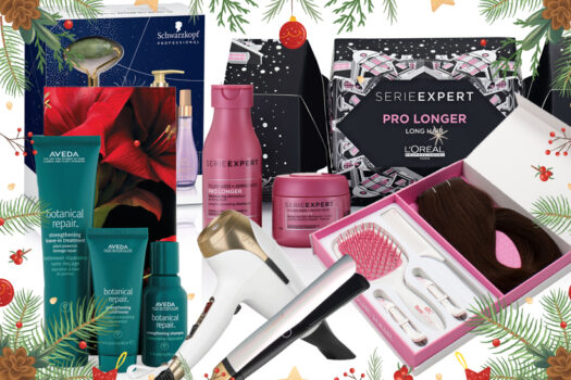 Play Santa with these heavenly hair Christmas gift sets