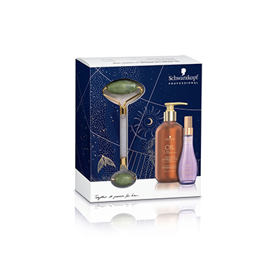 Schwarzkopf Professional Oil Ultime Argan & Barbary Fig Oil gift set