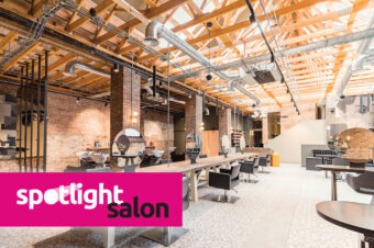 Spotlight Salon – Mesart, Glasgow