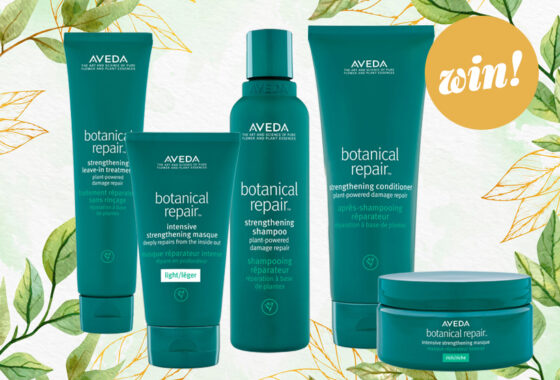 It's Veganuary – hit up your hair with plant-powered care from Aveda, worth £161