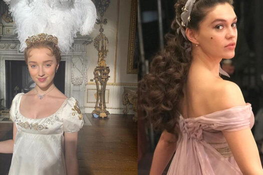 Talk of the Ton – how Bridgerton has us swooning over period hair pieces