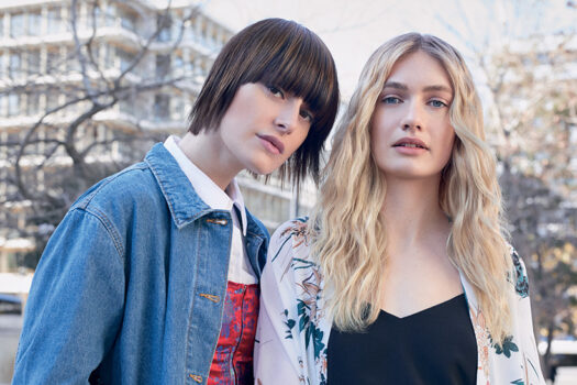 Backstreet's back! Three '90s-inspired street style hair looks to try for Spring